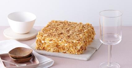 阿尔蒙麦香蛋糕