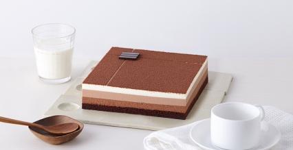 巧克力四重奏蛋糕