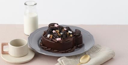 男神·冰淇淋蛋糕