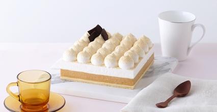雪域焦糖芝士蛋糕