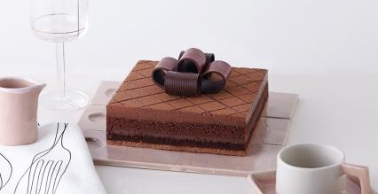 五重巧克力幻想蛋糕
