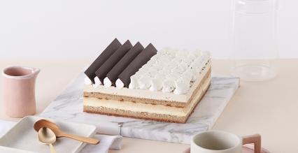 咖啡沃鲁托蛋糕