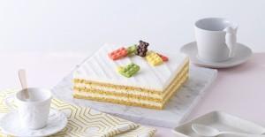 米特熊芝士乐园蛋糕