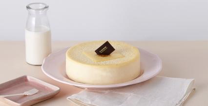 海盐乳酪芝士蛋糕