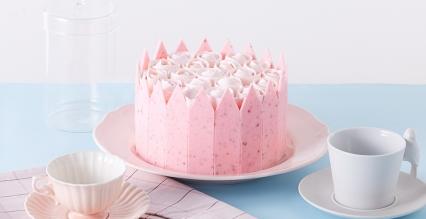 公主玫瑰蛋糕