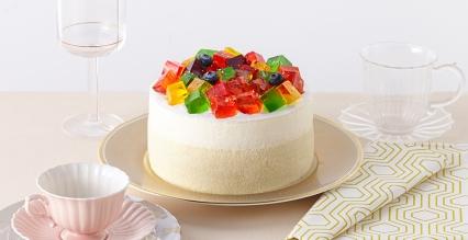 缤纷派对蛋糕